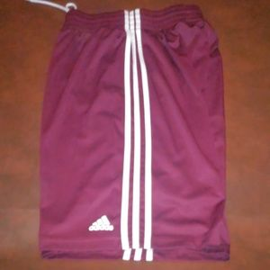 Adidas Workout Athletic Sport Shorts (S)